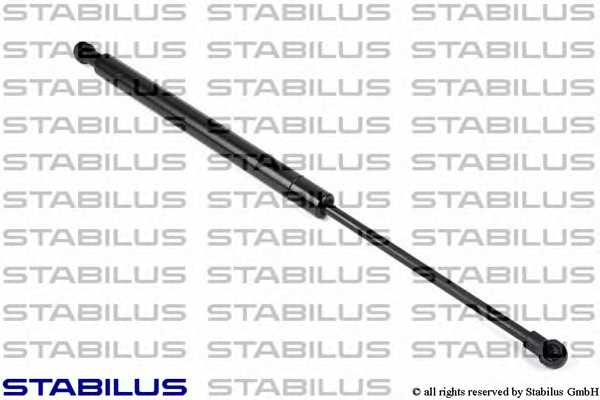 Газовая пружина (амортизатор) крышки багажника STABILUS 015490 - изображение