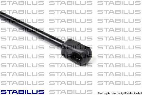 Газовая пружина (амортизатор) крышки багажника STABILUS 015491 - изображение 1