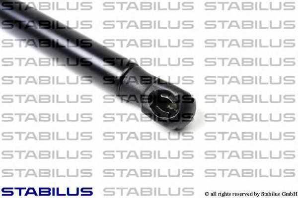 Газовая пружина (амортизатор) крышки багажника STABILUS 015491 - изображение 2