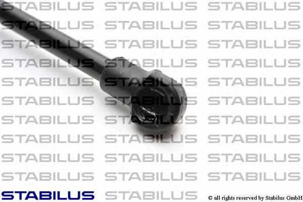 Газовая пружина (амортизатор) крышки багажника STABILUS 015495 - изображение 1