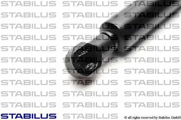 Газовая пружина (амортизатор) крышки багажника STABILUS 015495 - изображение 2