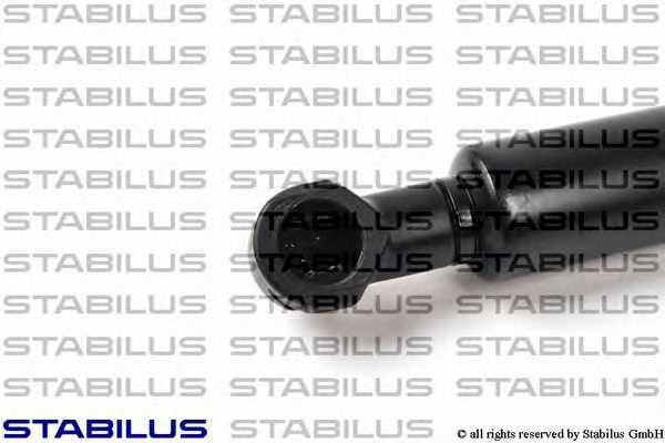 Газовая пружина (амортизатор) крышки багажника STABILUS 015496 - изображение 2