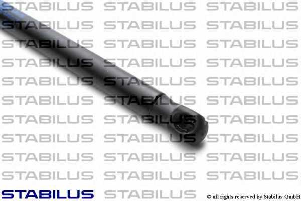 Газовая пружина (амортизатор) крышки багажника STABILUS 016943 - изображение 2
