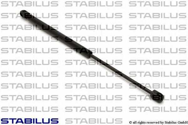 Газовая пружина (амортизатор) крышки багажника STABILUS 016994 - изображение