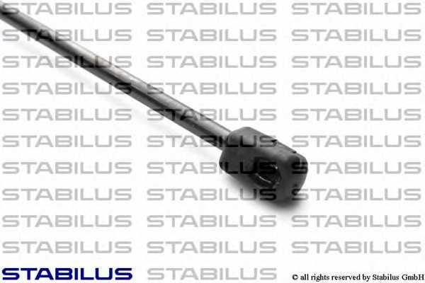 Газовая пружина (амортизатор) крышки багажника STABILUS 017451 - изображение 1
