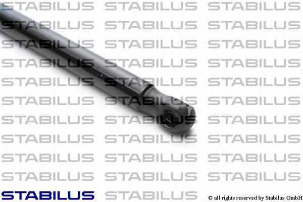 Газовая пружина (амортизатор) крышки багажника STABILUS 017451 - изображение 2