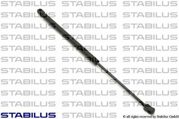 Газовая пружина (амортизатор) крышки багажника STABILUS 017468 - изображение