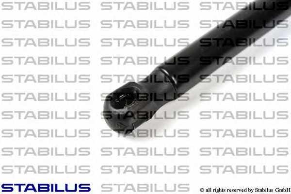 Газовая пружина (амортизатор) капота STABILUS 017510 - изображение 2