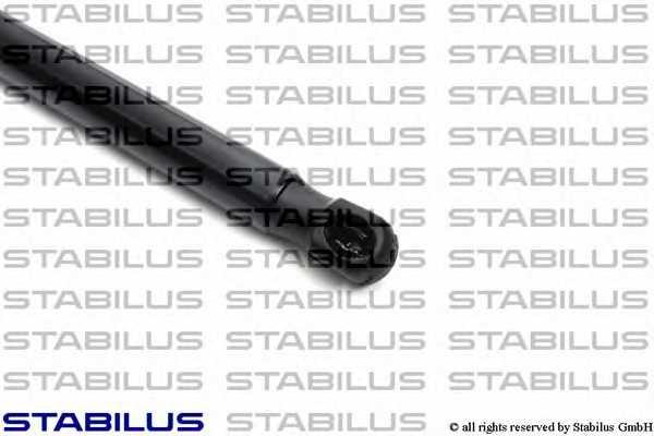 Газовая пружина (амортизатор) крышки багажника STABILUS 017609 - изображение 2
