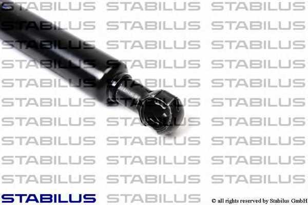 Газовая пружина (амортизатор) крышки багажника STABILUS 017688 - изображение 2