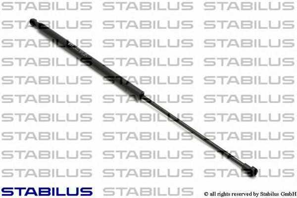 Газовая пружина (амортизатор) крышки багажника STABILUS 018097 - изображение