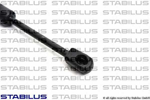 Газовая пружина (амортизатор) крышки багажника STABILUS 018382 - изображение 1