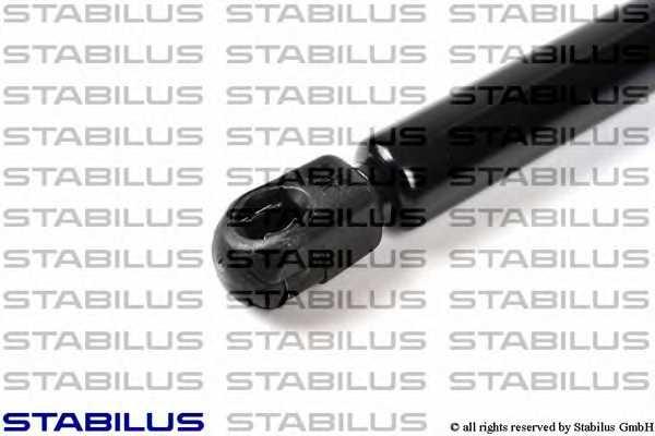 Газовая пружина (амортизатор) крышки багажника STABILUS 018560 - изображение 2
