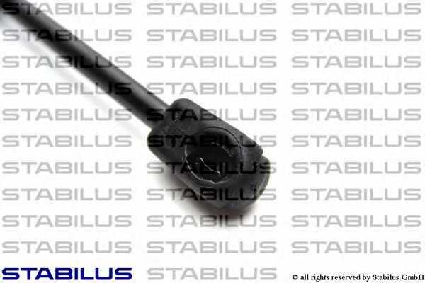 Газовая пружина (амортизатор) капота STABILUS 018629 - изображение 1