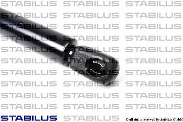 Газовая пружина (амортизатор) крышки багажника STABILUS 023247 - изображение 2
