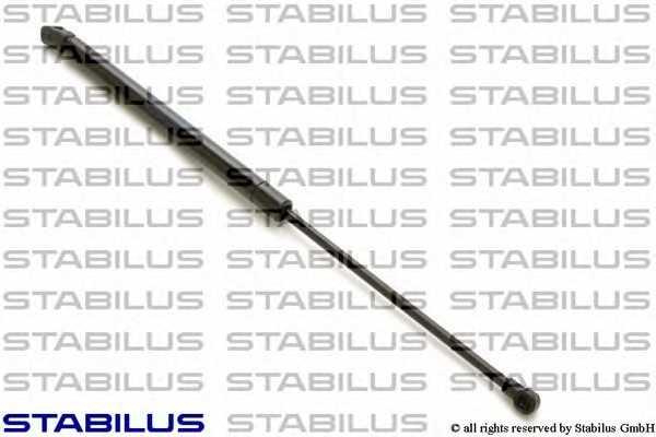 Газовая пружина (амортизатор) крышки багажника STABILUS 023606 - изображение