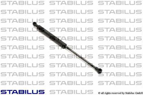 Газовая пружина (амортизатор) капота STABILUS 0244HW - изображение