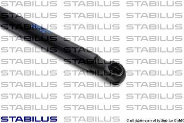 Газовая пружина (амортизатор) крышки багажника STABILUS 030769 - изображение 2