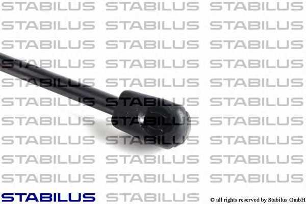 Газовая пружина (амортизатор) крышки багажника STABILUS 032436 - изображение 1