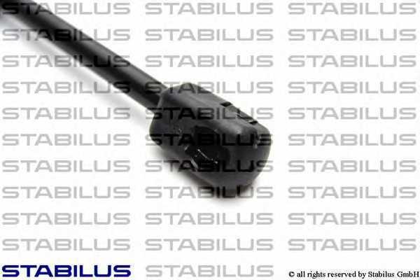 Газовая пружина (амортизатор) крышки багажника STABILUS 0421VG - изображение 1