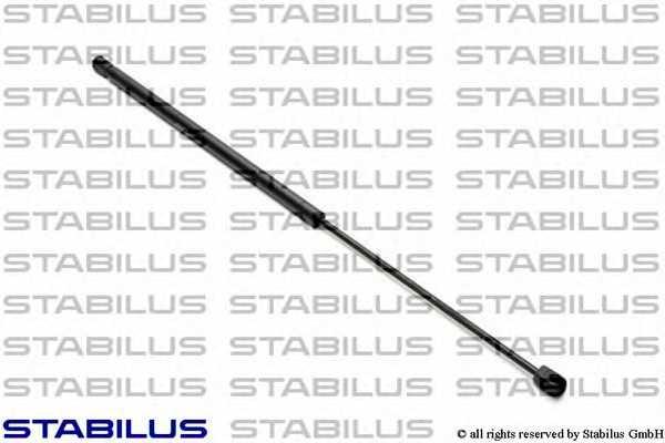 Газовая пружина (амортизатор) крышки багажника STABILUS 0421VG - изображение