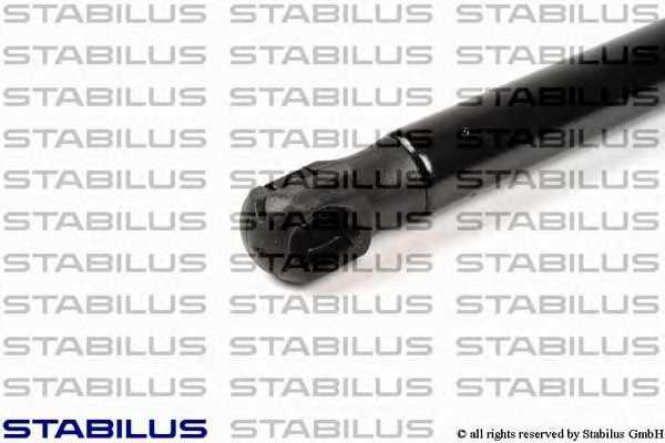 Газовая пружина (амортизатор) крышки багажника STABILUS 0685VR - изображение 2