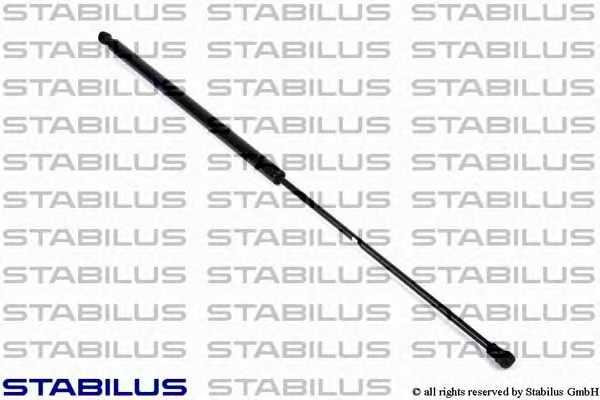 Газовая пружина (амортизатор) капота STABILUS 0745VH - изображение