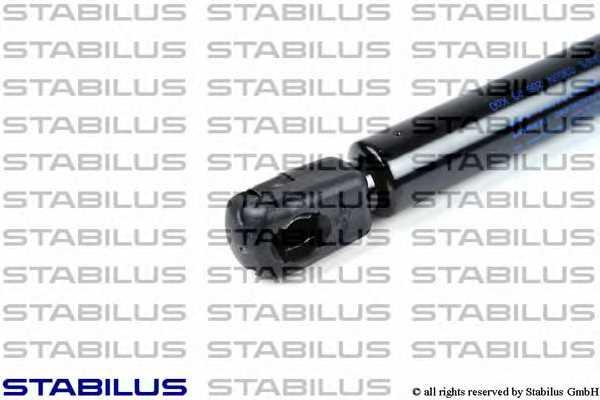 Газовая пружина (амортизатор) крышки багажника STABILUS 0793PL - изображение 2