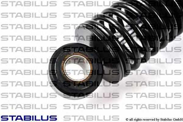 Амортизатор поликлинового ремня для AUDI A6(4B2,4B5,C5), A8(4D2,4D8) <b>STABILUS 1111QS</b> - изображение 2