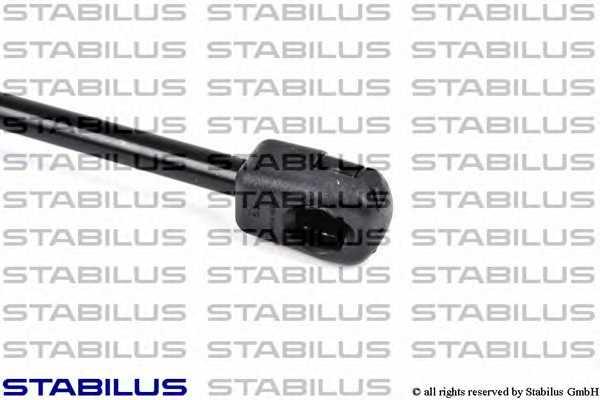 Газовая пружина заднего стекла STABILUS 1273PX - изображение 1