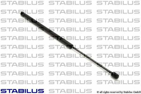 Газовая пружина (амортизатор) крышки багажника STABILUS 1308PG - изображение
