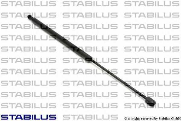 Газовая пружина (амортизатор) крышки багажника STABILUS 1492RV - изображение