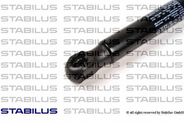 Газовая пружина (амортизатор) крышки багажника STABILUS 1516RP - изображение 2