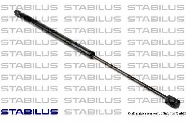 Газовая пружина (амортизатор) крышки багажника STABILUS 1516RP - изображение