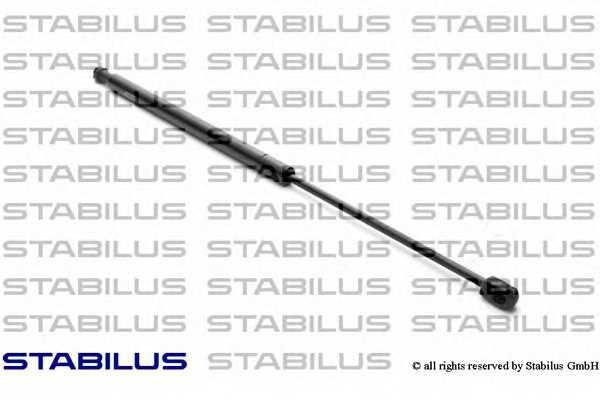 Газовая пружина (амортизатор) крышки багажника STABILUS 1517RK - изображение
