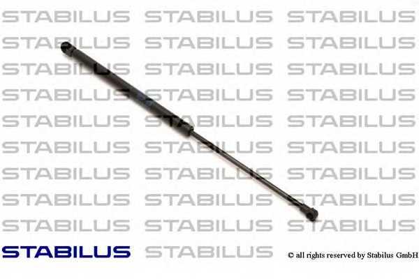 Газовая пружина (амортизатор) крышки багажника STABILUS 1518QJ - изображение
