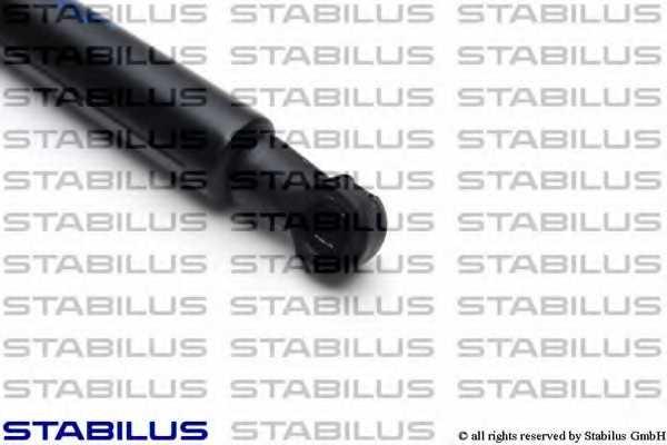 Газовая пружина (амортизатор) крышки багажника STABILUS 1525QS - изображение 2