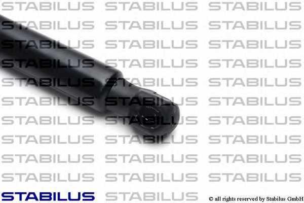 Газовая пружина (амортизатор) крышки багажника STABILUS 248594 - изображение 2