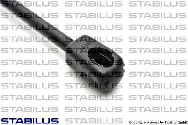 Газовая пружина (амортизатор) крышки багажника STABILUS 2574WP - изображение 1