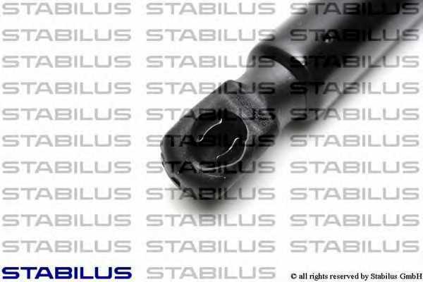 Газовая пружина (амортизатор) крышки багажника STABILUS 2574WP - изображение 2