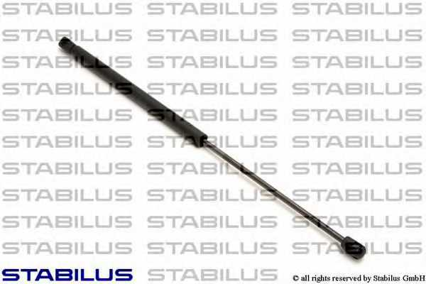 Газовая пружина (амортизатор) крышки багажника STABILUS 2614KL - изображение