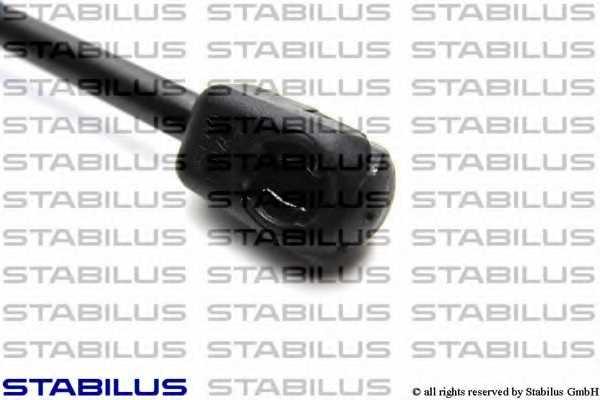 Газовая пружина (амортизатор) крышки багажника STABILUS 288734 - изображение 1