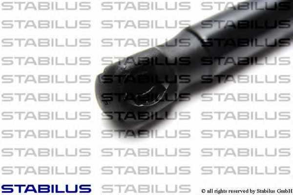 Газовая пружина (амортизатор) крышки багажника STABILUS 288734 - изображение 2