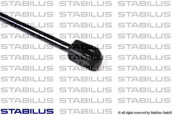 Газовая пружина (амортизатор) крышки багажника STABILUS 3277YF - изображение 1