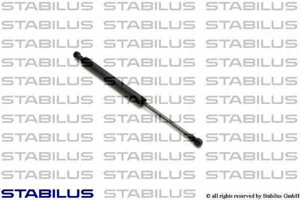 Газовая пружина (амортизатор) капота STABILUS 3293GE - изображение