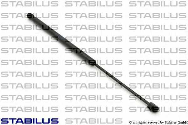 Газовая пружина (амортизатор) крышки багажника STABILUS 4932SV - изображение