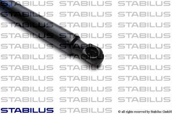 Газовая пружина (амортизатор) крышки багажника STABILUS 5336XP - изображение 2