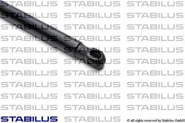 Газовая пружина (амортизатор) крышки багажника STABILUS 5724ZW - изображение 2