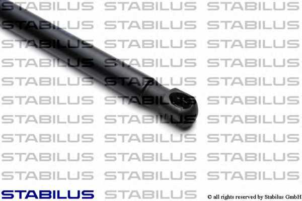 Газовая пружина (амортизатор) крышки багажника STABILUS 5725ZR - изображение 2