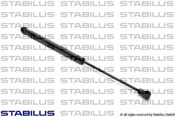 Газовая пружина заднего стекла STABILUS 5905QY - изображение